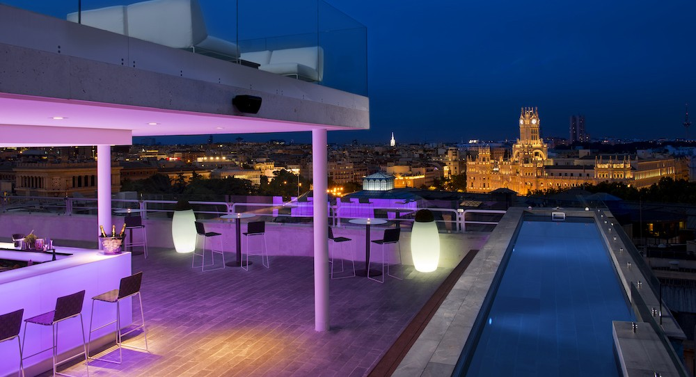 Golf booking madrid for Booking madrid hotel