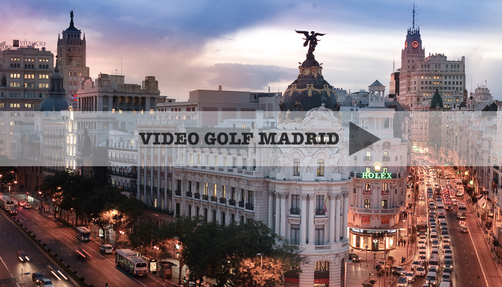 Video Golf Madrid