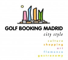 Golf in Madrid Logo