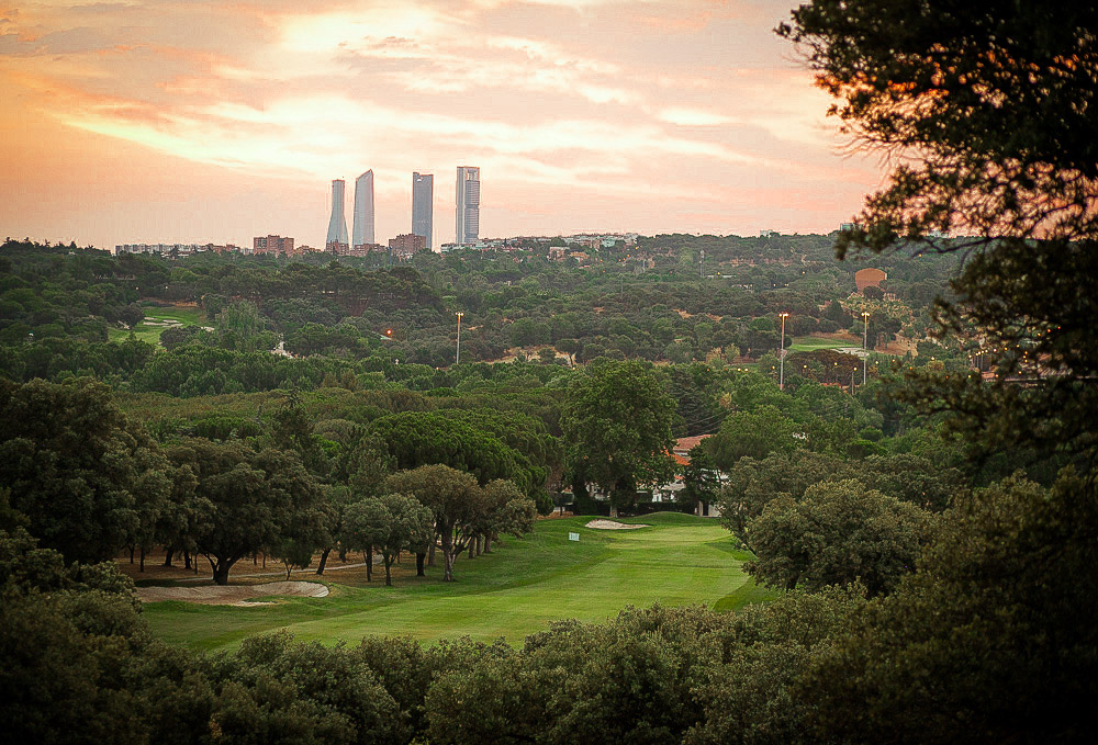 madrid golf