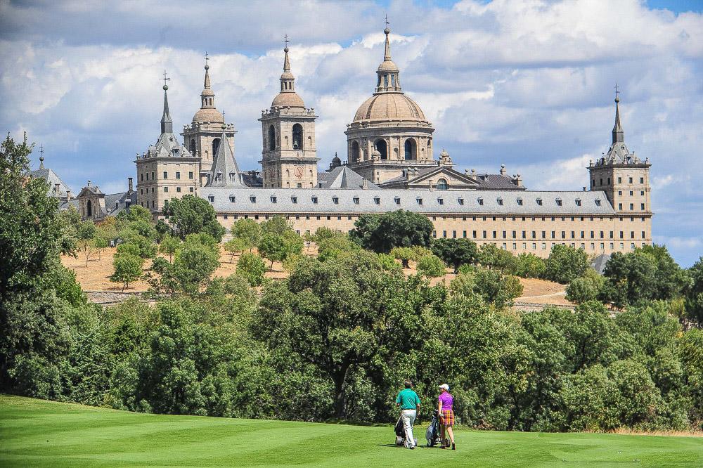 Golf La Herreria golf Madrid