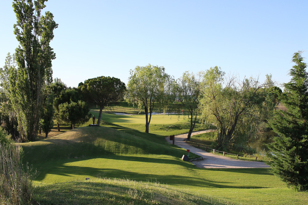 Golf La Dehesa golf Madrid