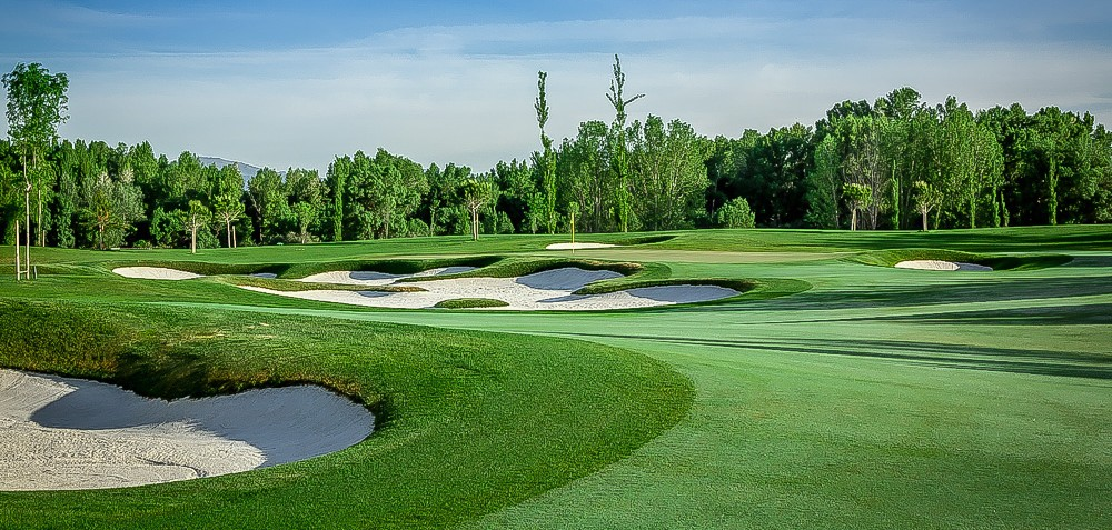 Golf La Moraleja Madrid golf Madrid