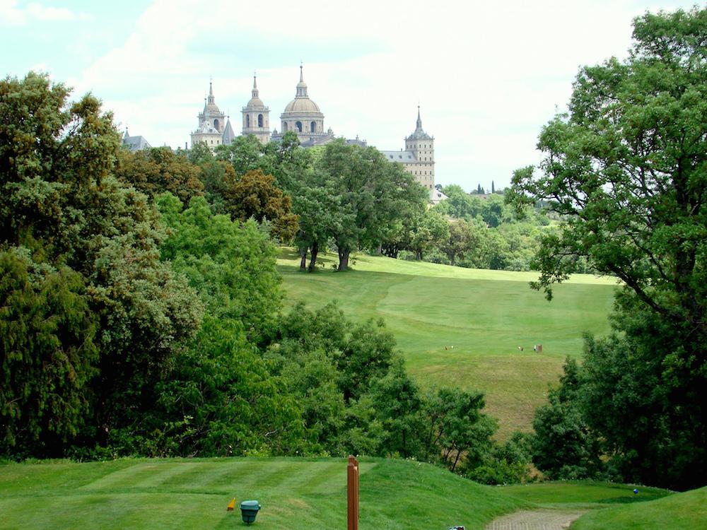 Playing Golf In La Herreria Golf Golf In Madrid