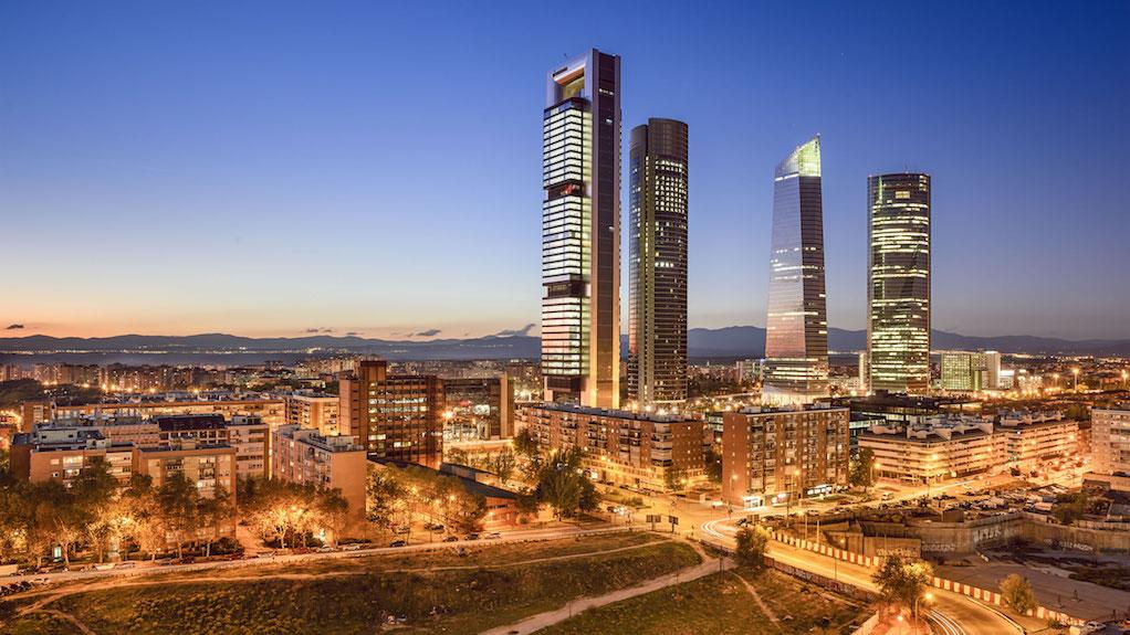 PLAY GOLF MADRID