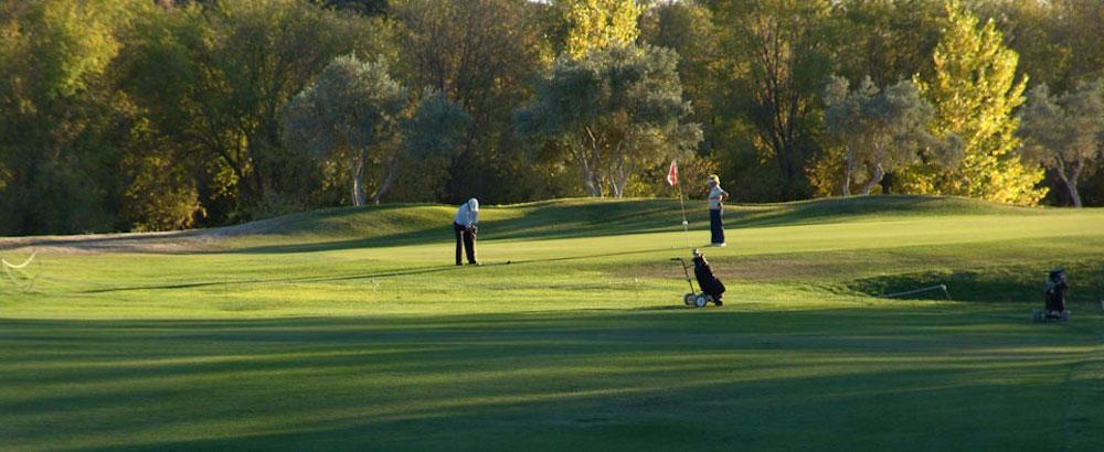 El Robledal Golf, Madrid