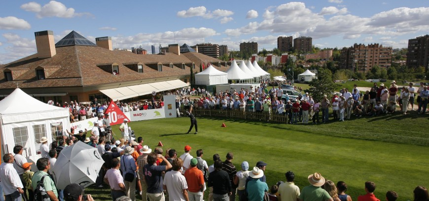 Golf in Madrid