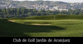 Golf Madrid <span style=