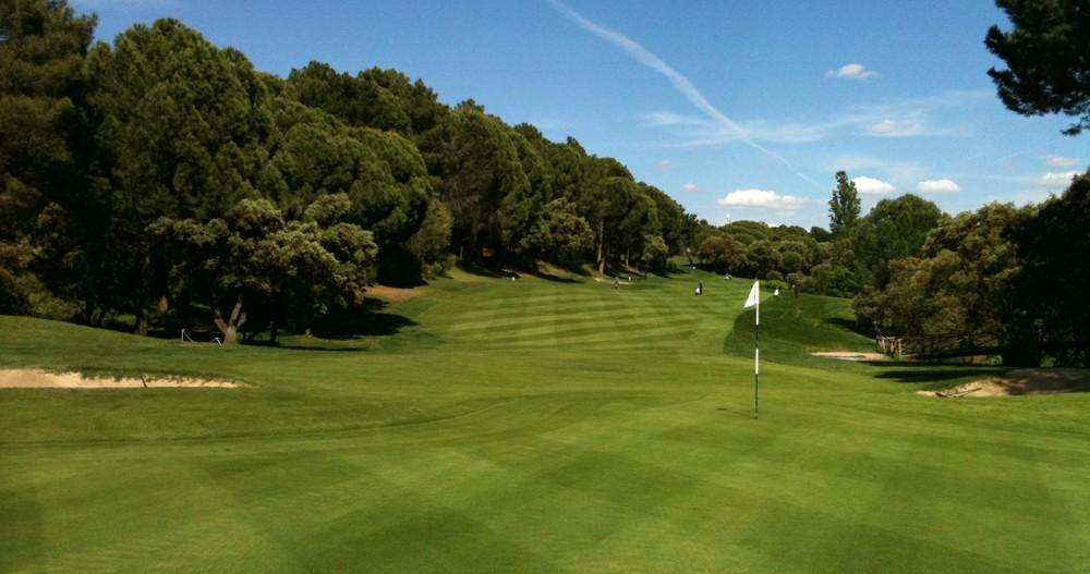 Golf Lomas Bosque golf Madrid