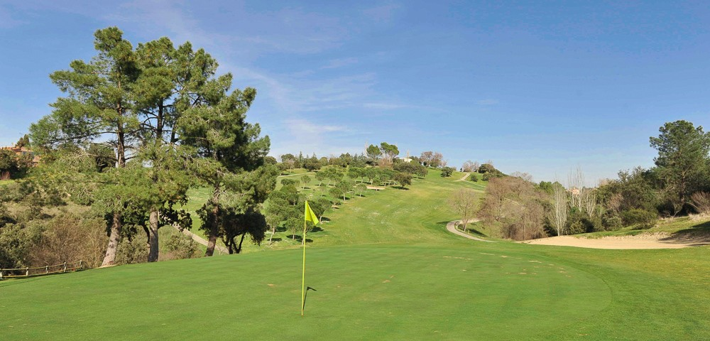 Nuevo Club de Golf de Madrid golf Madrid