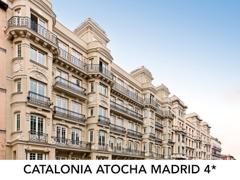 Catalonia Atocha Madrid