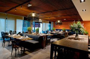 13 Restaurante The Garden