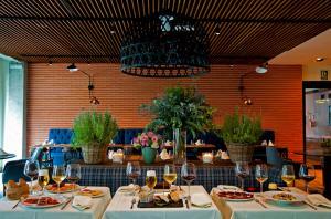 14 Restaurante The Garden