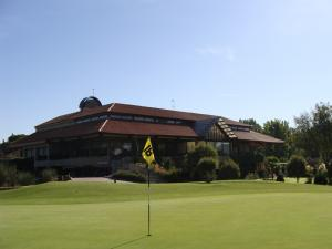 Golf Lomas Bosque18